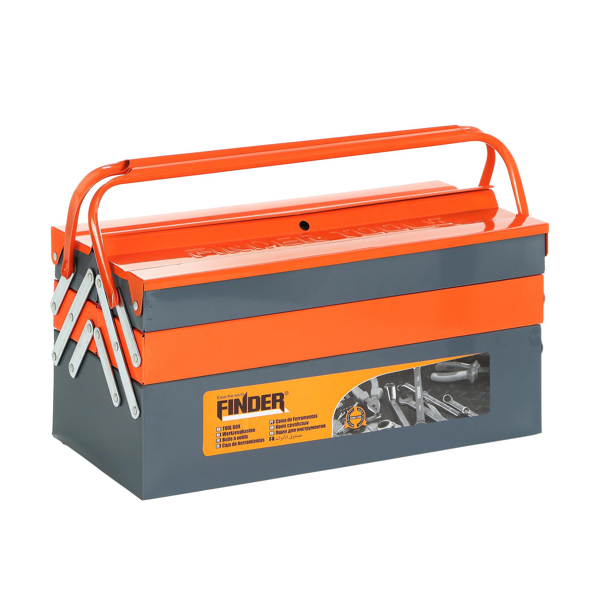 Ящик для инструментов Finder