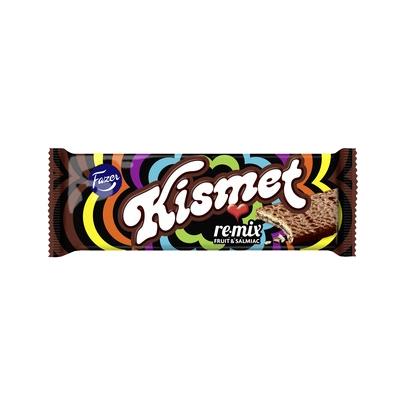 Батончик Fazer Kismet шоколадно-вафельный 60 г батончик proteinrex клубничный десерт 60 г