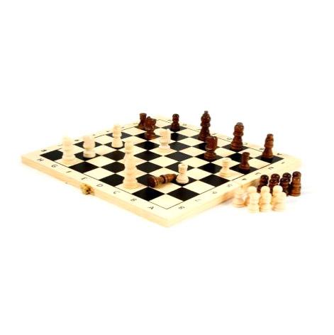 Игра настольная Шахматы 22x22 см