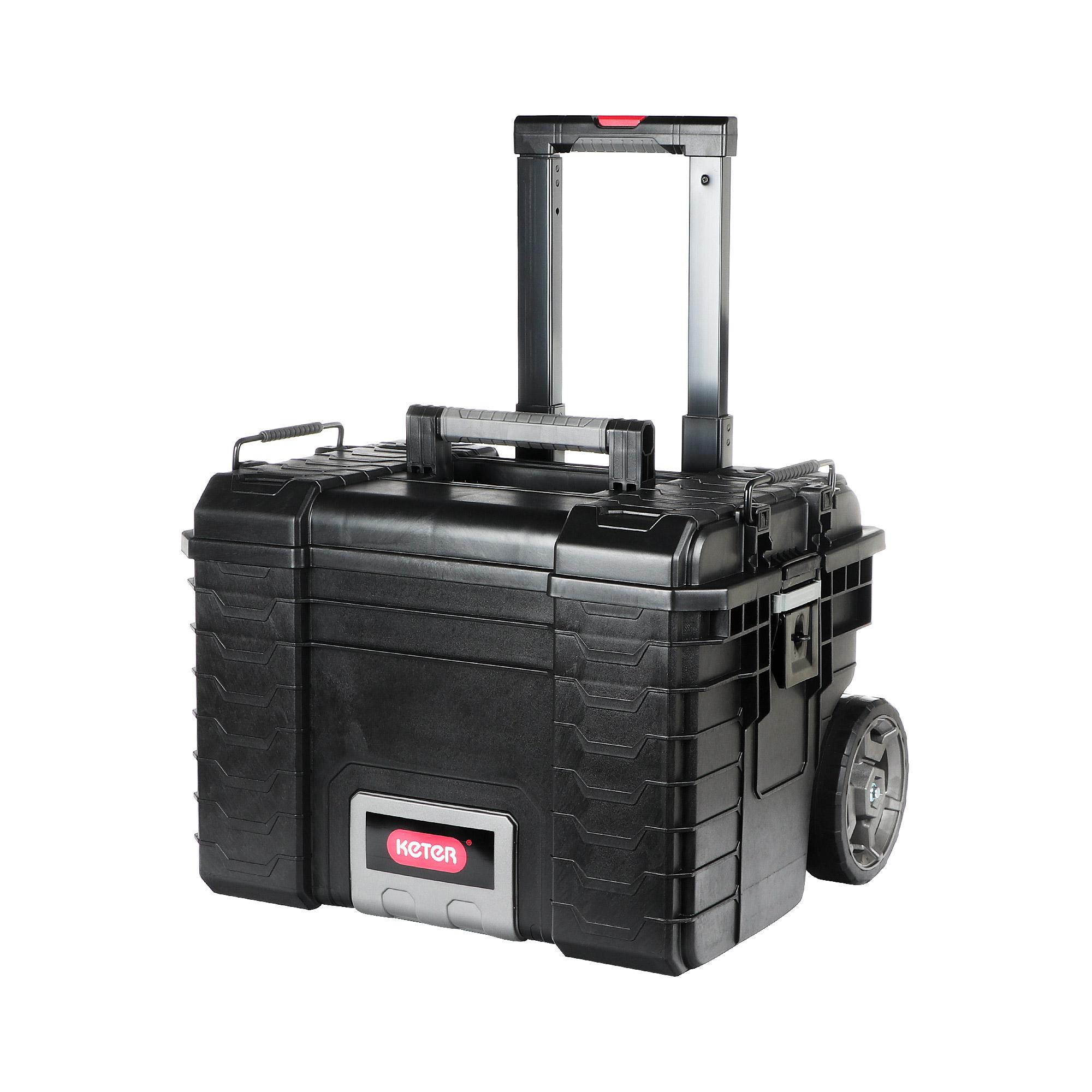 Ящик для инструментов на колесах Curver gear 56,4x46,5x48 см