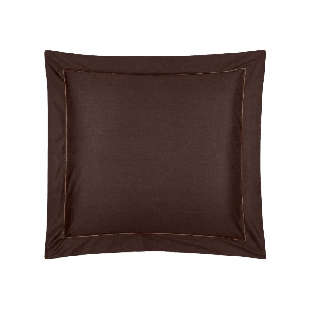 Комплект наволочек Togas Рапсодия коричневый 70х70. 2 пр комплект наволочек togas клэрити белый 70х70 2 пр