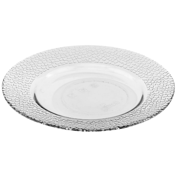 Тарелка десертная Pasabahce Mosaic Grey 19 см