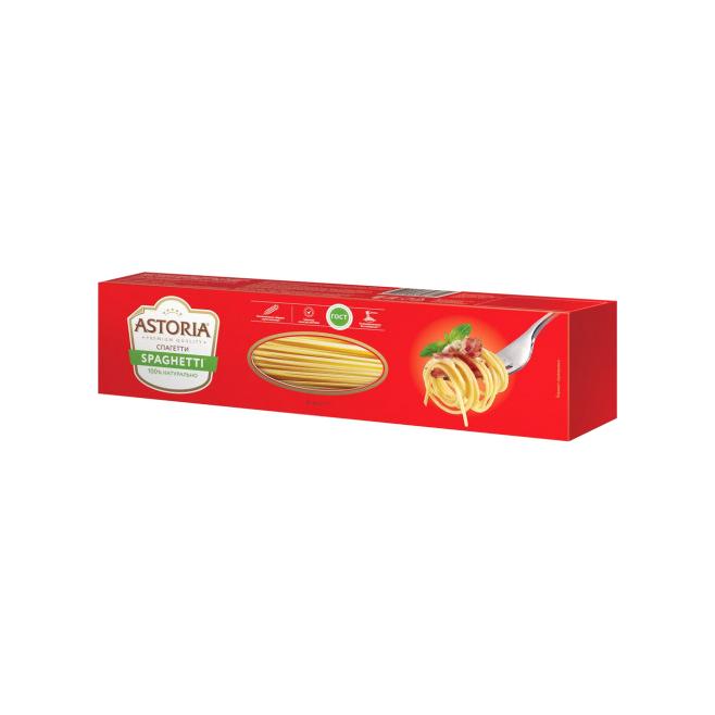 Макароны Astoria спагетти 450 г недорого