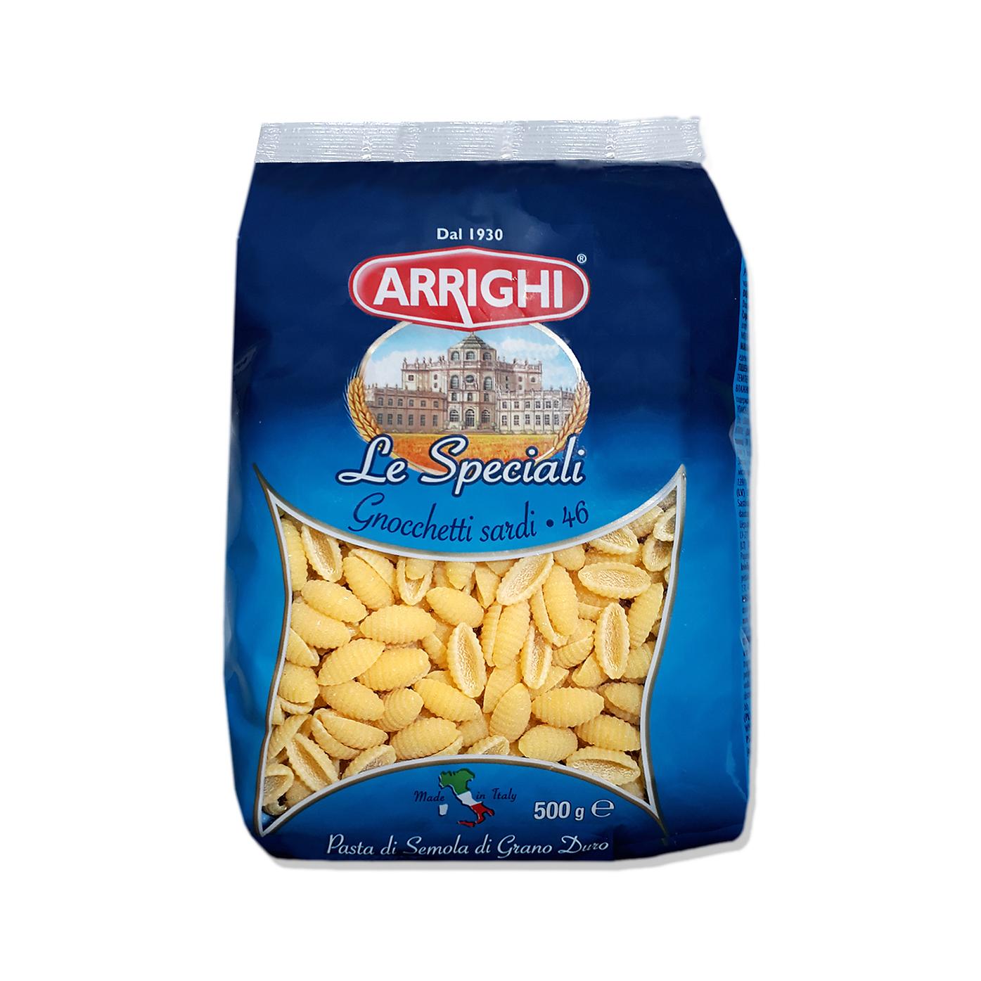 Макароны Arrighi Ньокетти 500 г макароны arrighi ньокетти 500 г