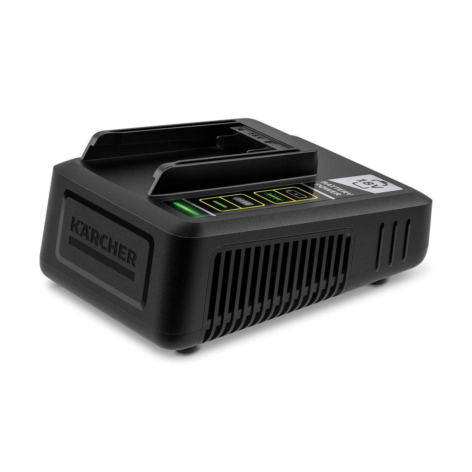 Быстрое зарядное устройство Karcher 18 V *EU зарядное