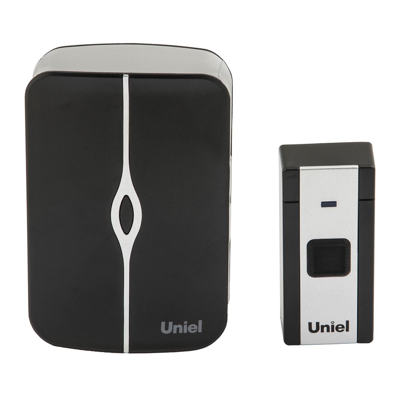 Звонок беспроводной Uniel udb-015w-r1t1-36s