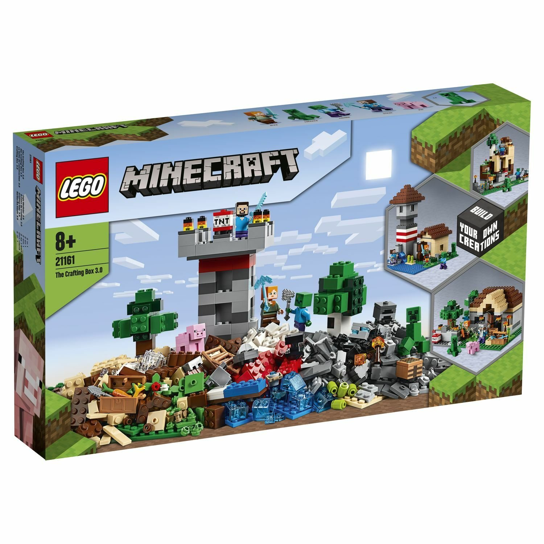 Конструктор Lego Набор для творчества 3.0 21161