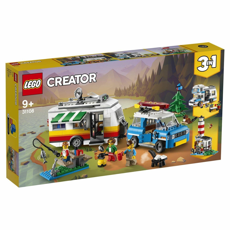 конструктор lego история игрушек 4 весёлый отпуск 10769 Конструктор Lego Отпуск в доме на колесах 31108