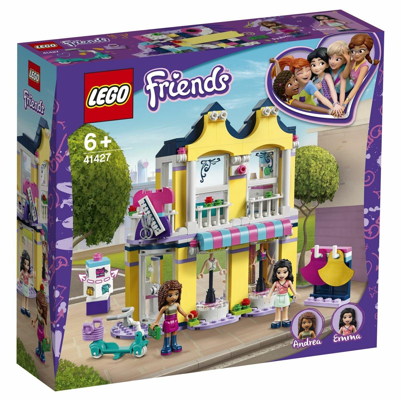 Конструктор Lego Модный бутик Эммы 41427