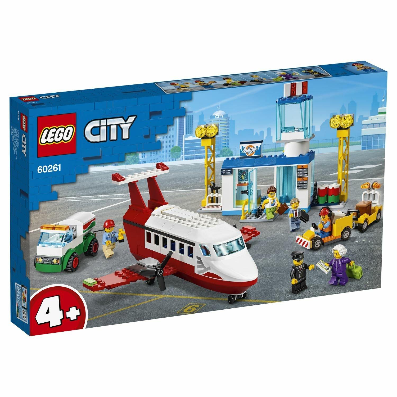 Конструктор Lego Городской аэропорт 60261