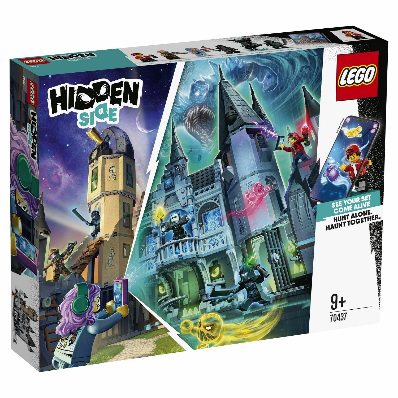 Конструктор Lego Заколдованный замок 70437