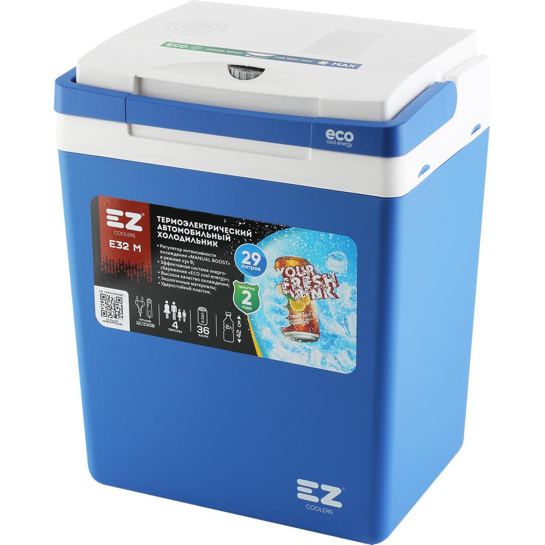 Автохолодильник EZ Coolers E32 M 12/230V Blue 60011 stop solenoid 1j710 60011 12v for engine v2607