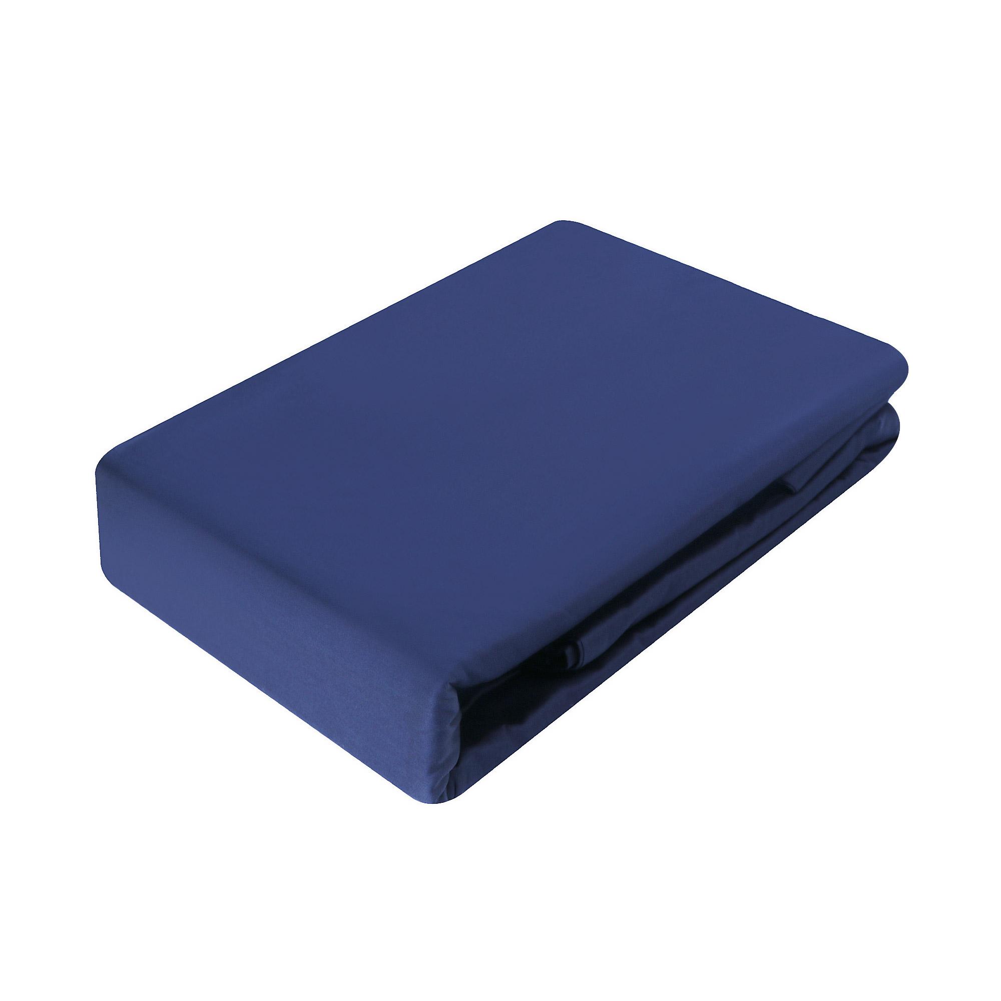 Постельный комплект Wonne traum elegance pastel deep ocean двуспальный синий