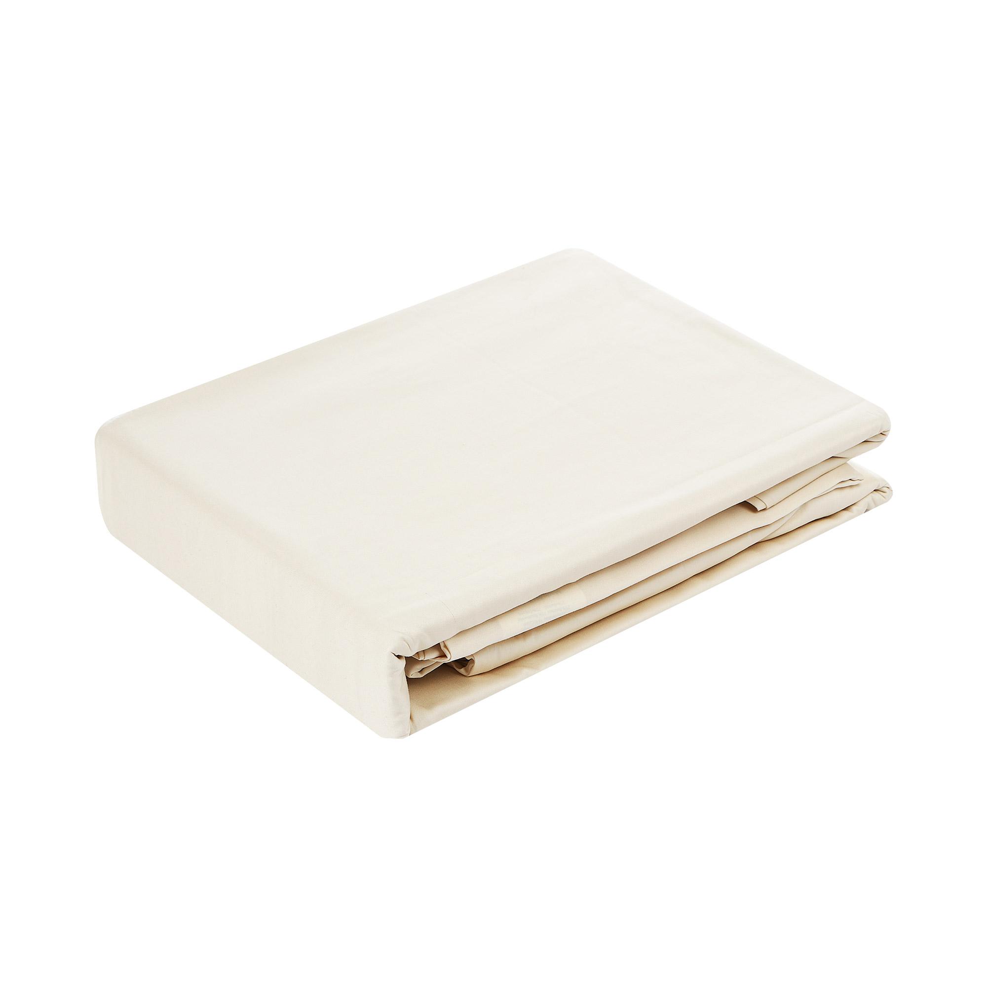Постельный комплект Wonne traum elegance pastel vanila семейный молочный