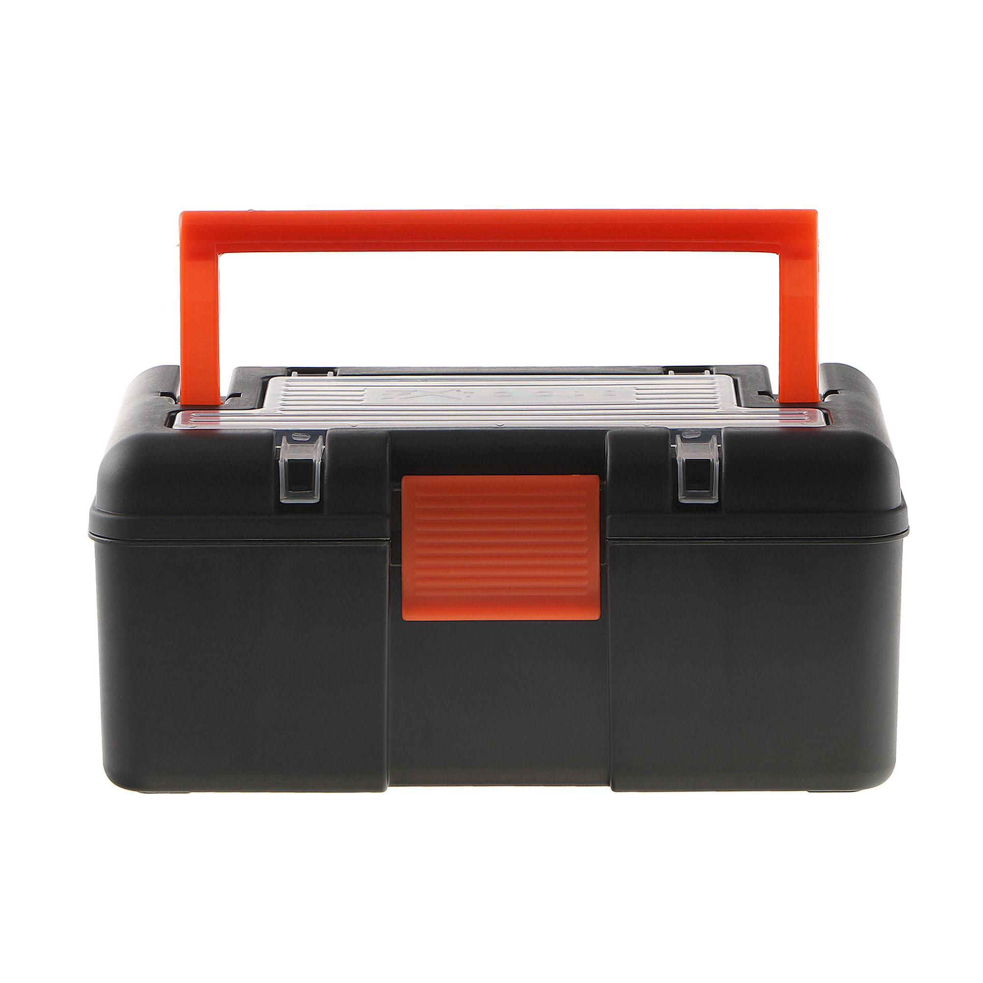 Ящик для инструментов Koopman 25x15x11cm ящик для инструментов matrix 28 4х16х78см 906055