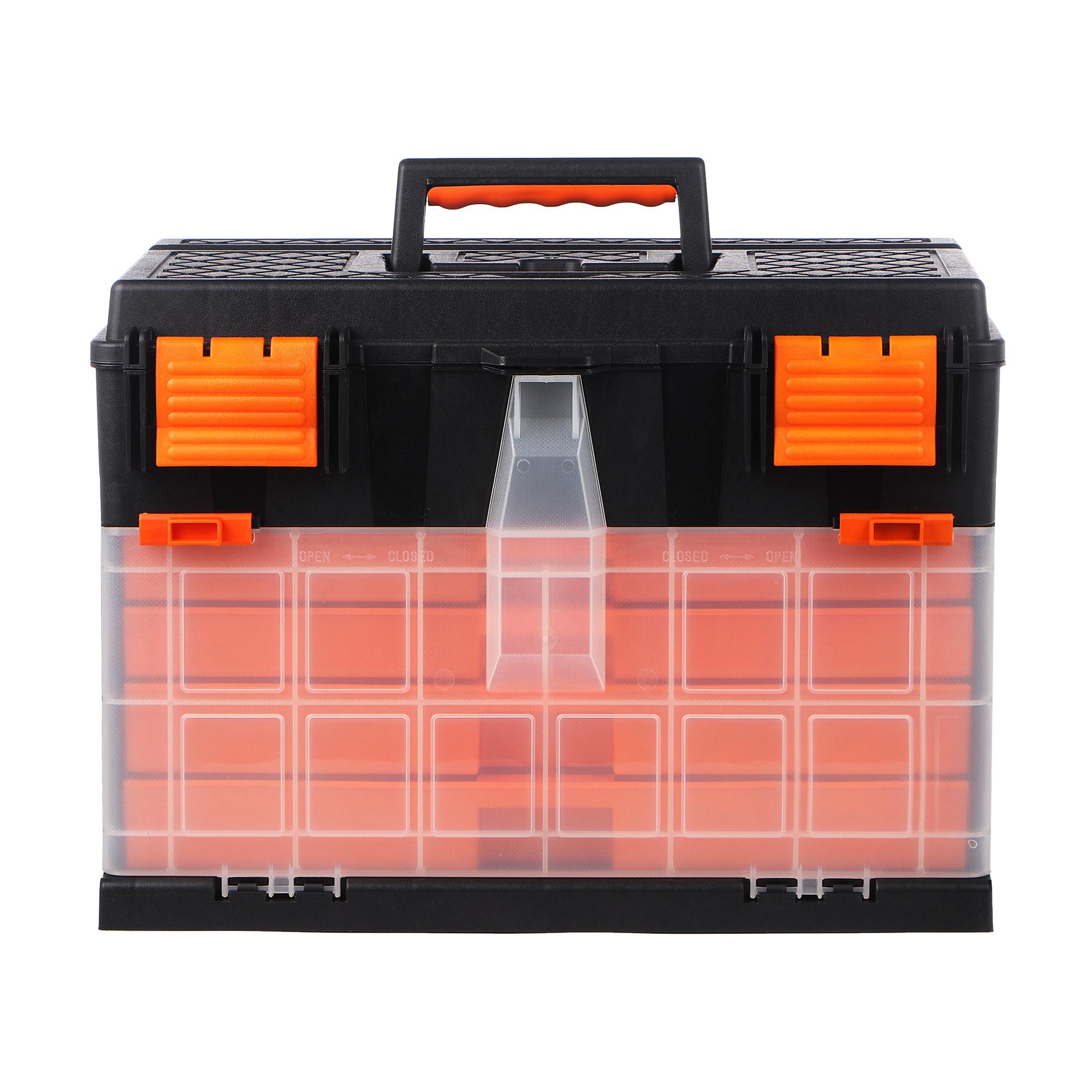 Ящик для инструментов Koopman 45x26x32cm ящик для инструментов matrix 28 4х16х78см 906055