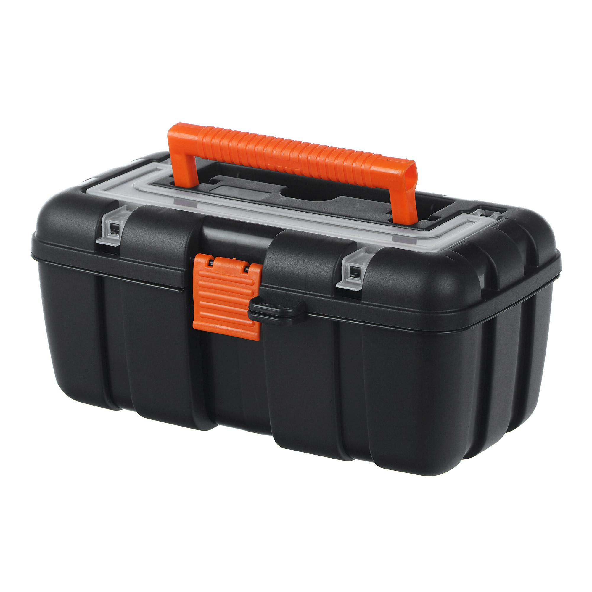 Ящик для инструментов Koopman 25x14,5x11 см ящик для инструментов matrix 28 4х16х78см 906055