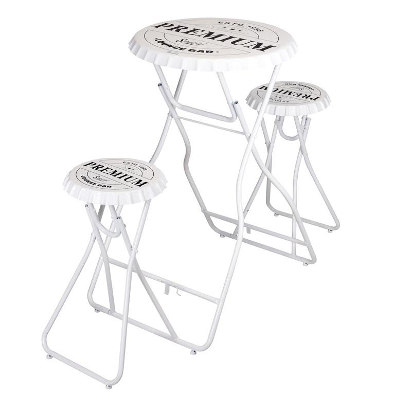 Мебель Koopman furniture пивная пробка 2 табурета и стол комплект мебели h l furniture hlit085edited hliac0222
