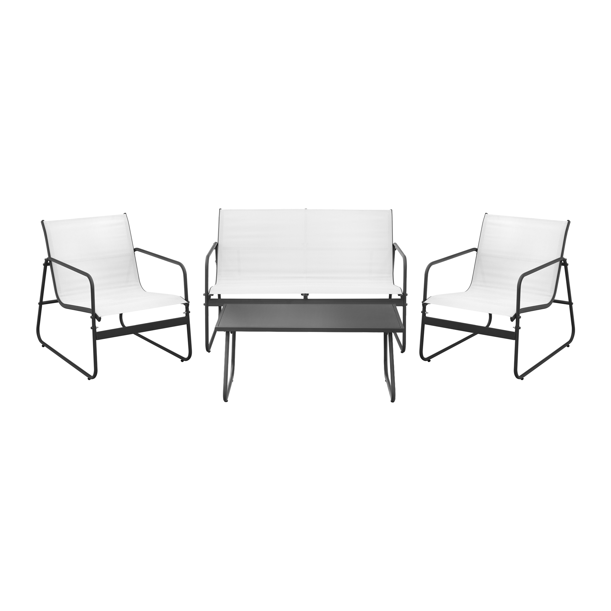 Набор садовой мебели из 4-х предметов Koopman furniture комплект мебели h l furniture hlit085edited hliac0222