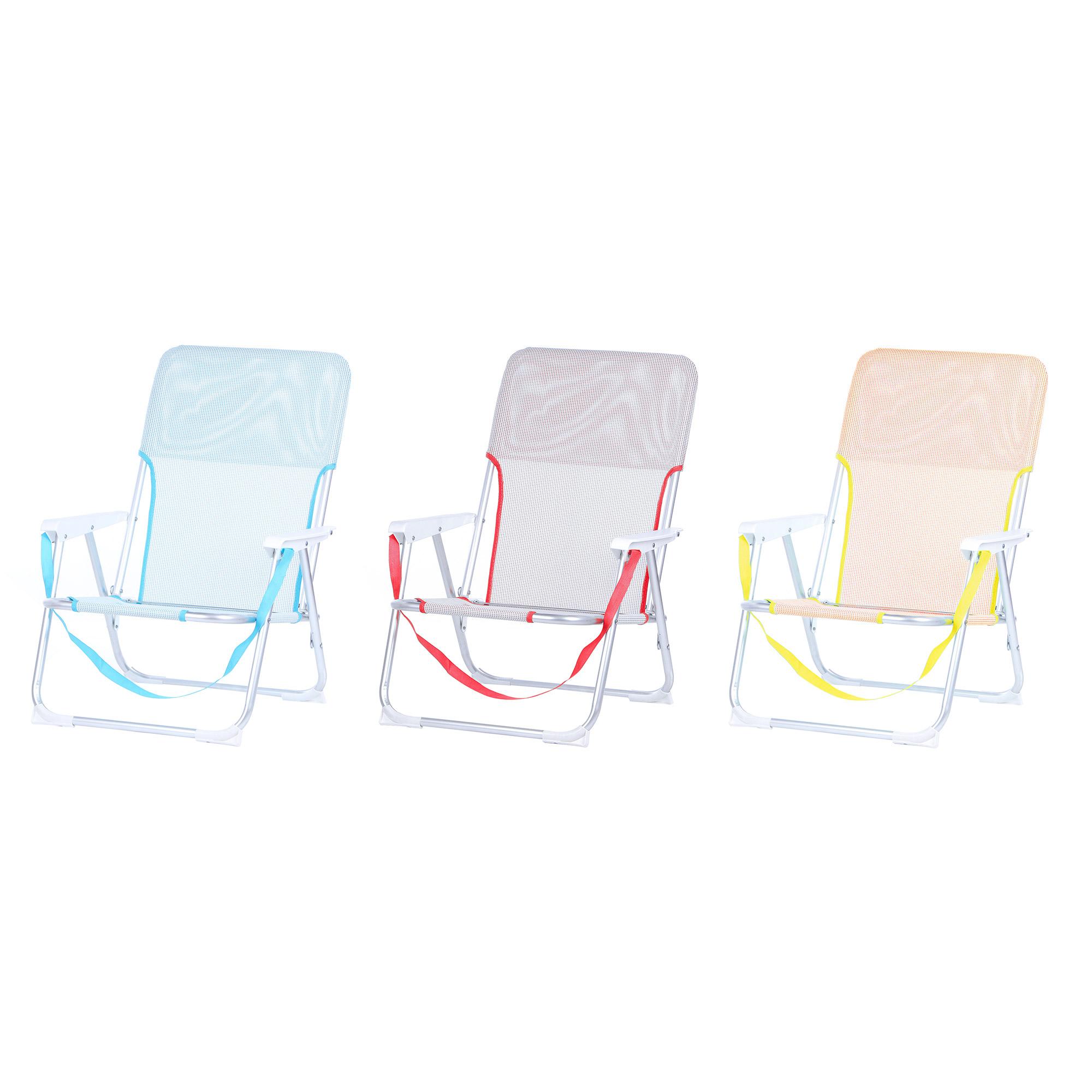 Кресло складное для кемпинга Koopman furniture 40x56x70cm