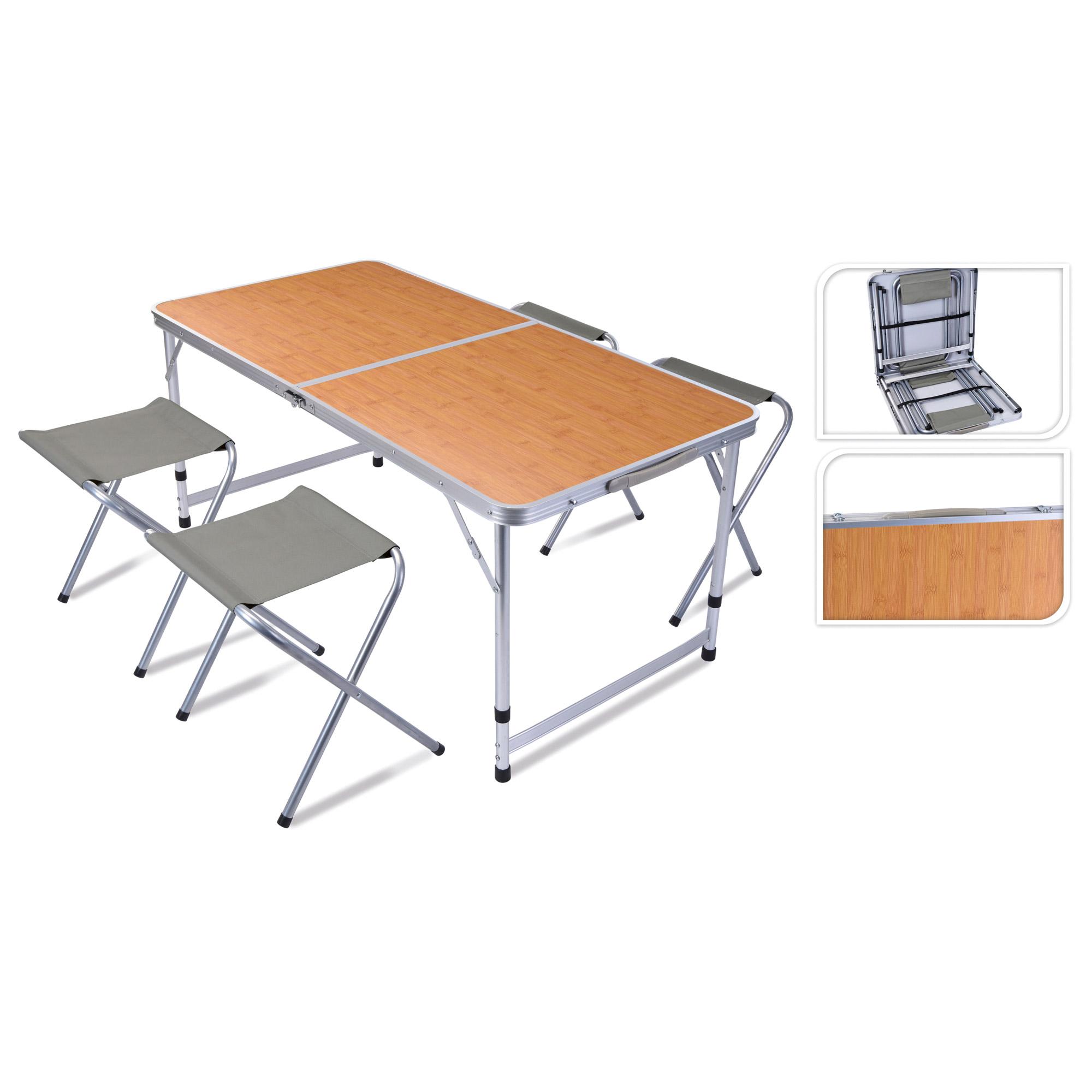 Набор мебели для кемпинга Koopman из 5 предметов