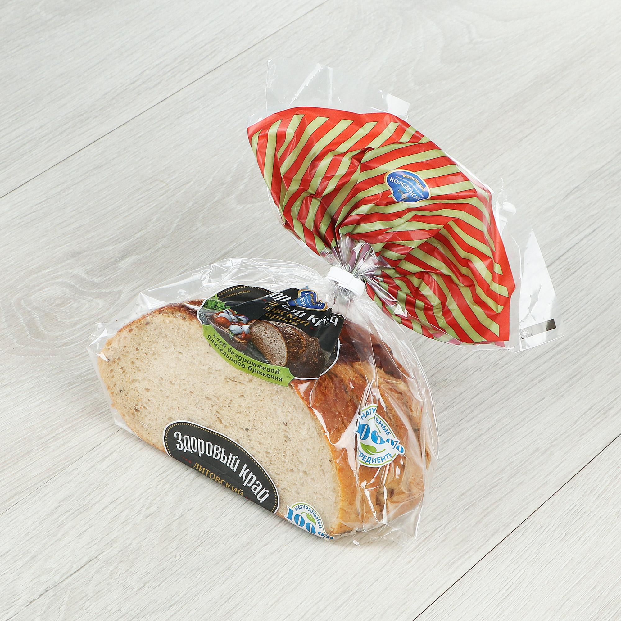 Хлеб Здоровый край Литовский 300 г