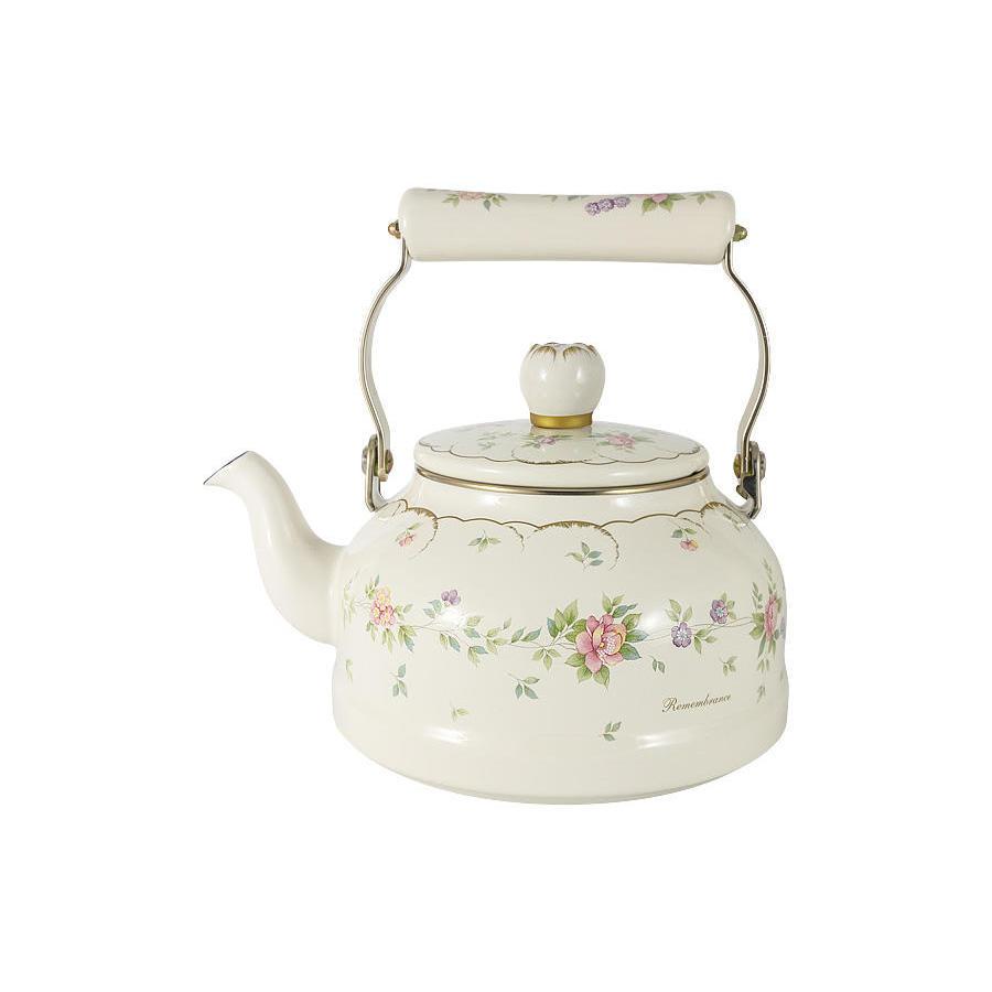 Чайник эмалированный Ejiry Воспоминание 23 л.