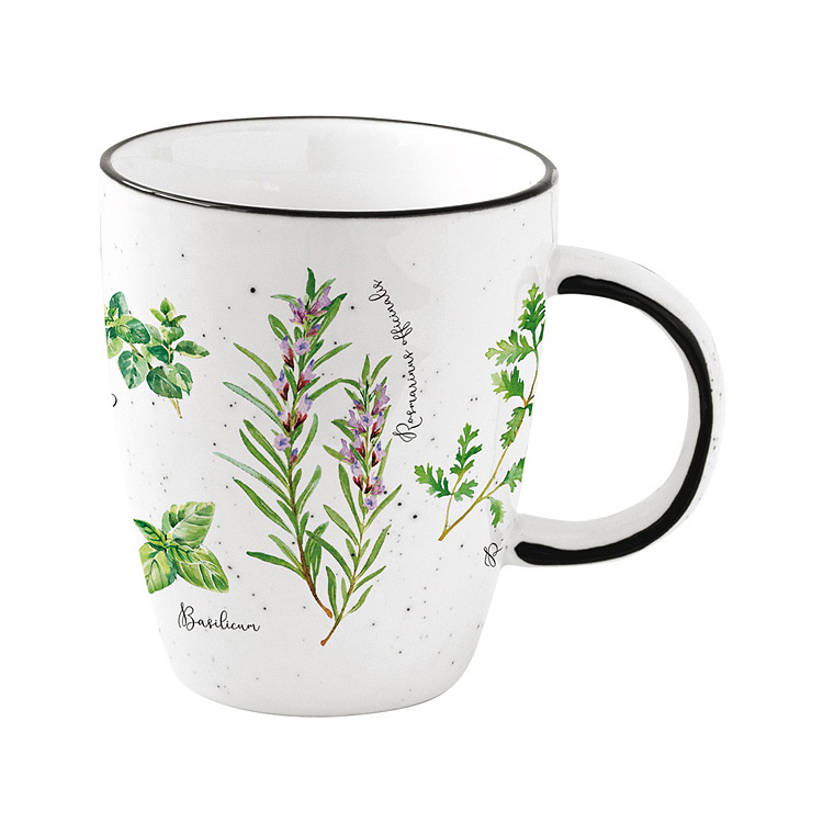 Кружка Easy Life Herbarium 350 мл