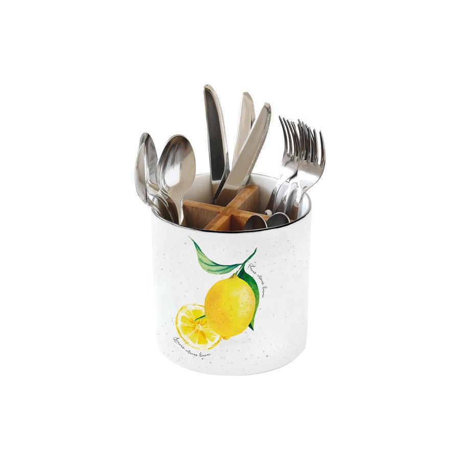 Подставка для кухонных приборов Easy Life Amalfi подставка для кухонных инструментов polystar collection джем 9 5х14 26 см