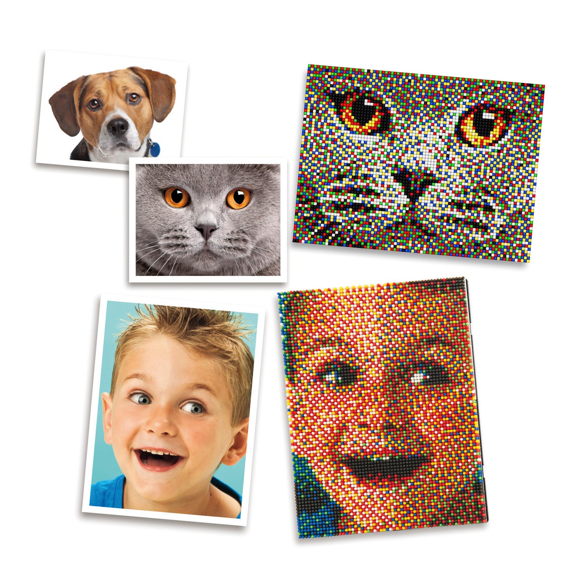 Мозаика пиксельная Quercetti Фото фото