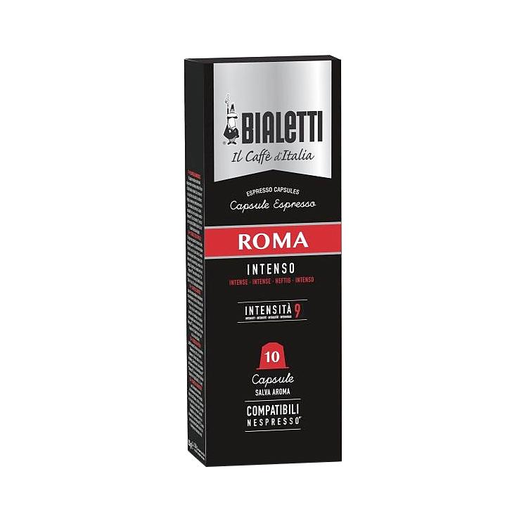 Кофе в капсулах Bialetti Roma Nespresso 10 шт недорого
