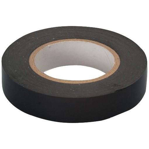 Изолента Сибртех ПВХ, 19 мм х 20 м, черная недорого