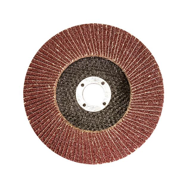 Фото - Круг лепестковый торцевой Matrix P 100, 125 х 22,2 мм диск круг лепестковый зубр 125x22mm 36563 125 60