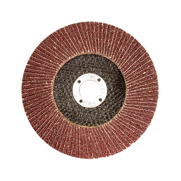 Фото - Круг лепестковый торцевой Matrix P 120, 125 х 22,2 мм диск круг лепестковый зубр 125x22mm 36563 125 60