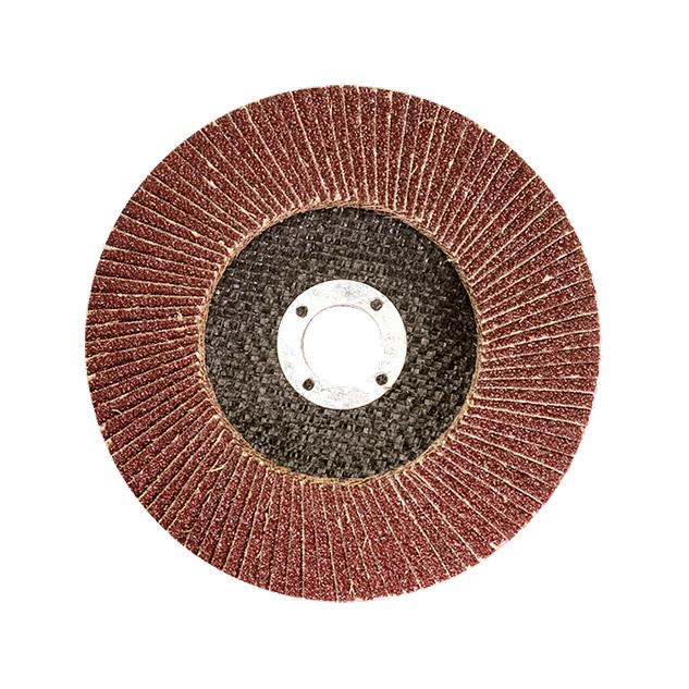 Фото - Круг лепестковый торцевой Matrix P 24, 125 х 22,2 мм диск круг лепестковый зубр 125x22mm 36563 125 60