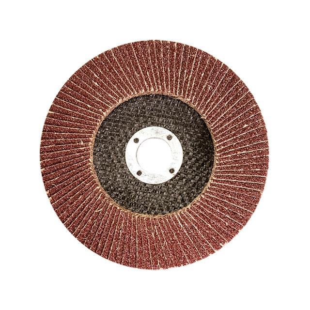 Круг лепестковый торцевой Matrix P 40, 115 х 22,2 мм