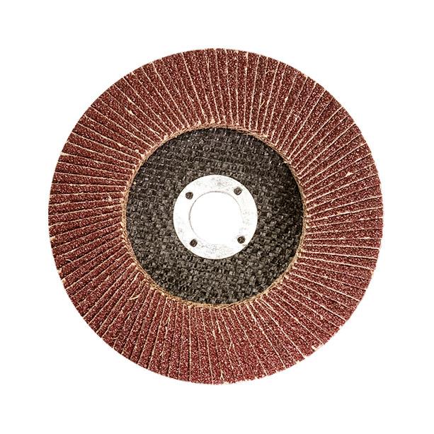 Фото - Круг лепестковый торцевой Matrix P 60, 115 х 22,2 мм диск круг лепестковый зубр 125x22mm 36563 125 60