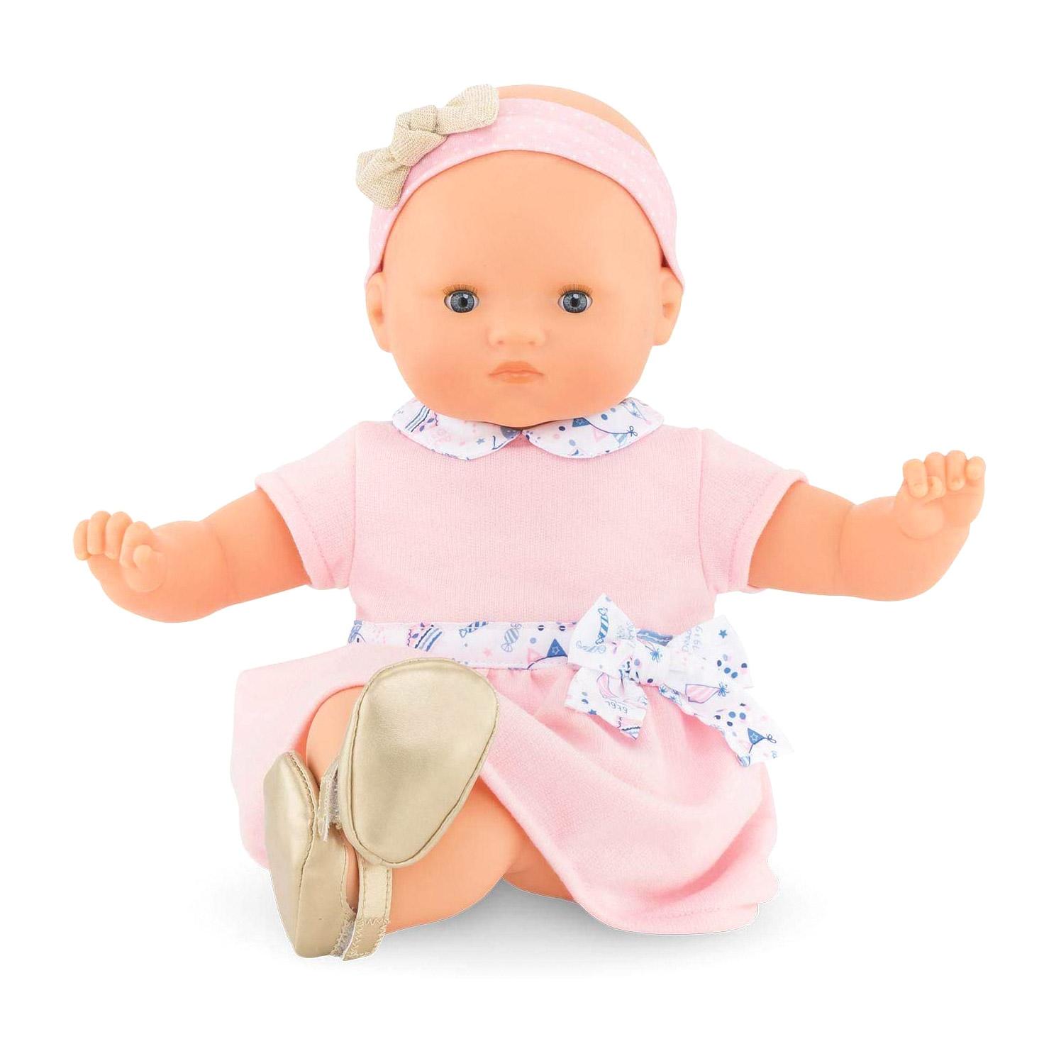 Кукла Corolle Леони юбилейная с ароматом ванили 36 см