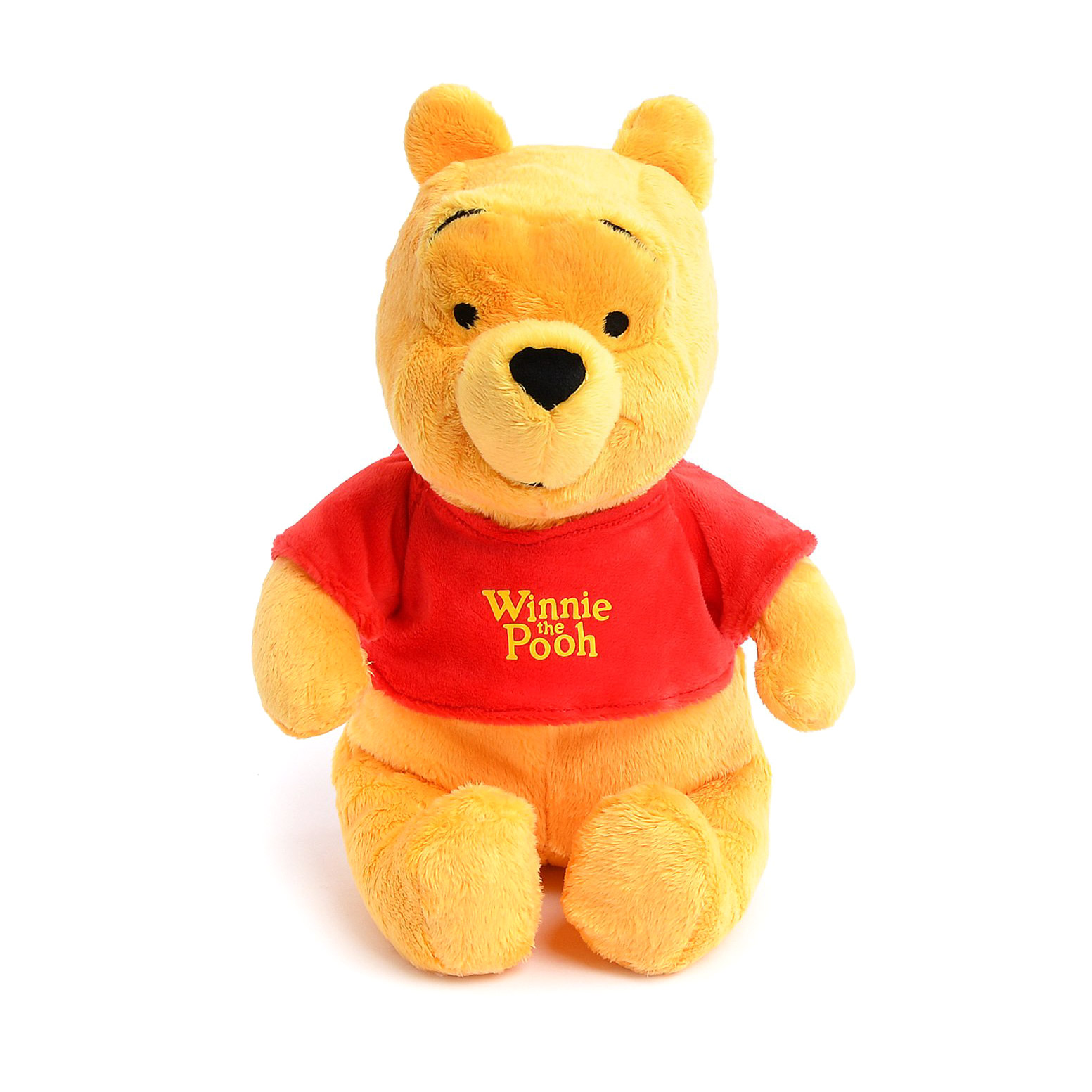 Мягкая игрушка Nicotoy Медвежонок Винни 35 см.