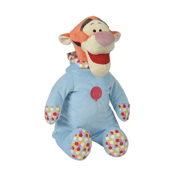 Мягкая игрушка Nicotoy Тигруля в комбинезоне 5876794.