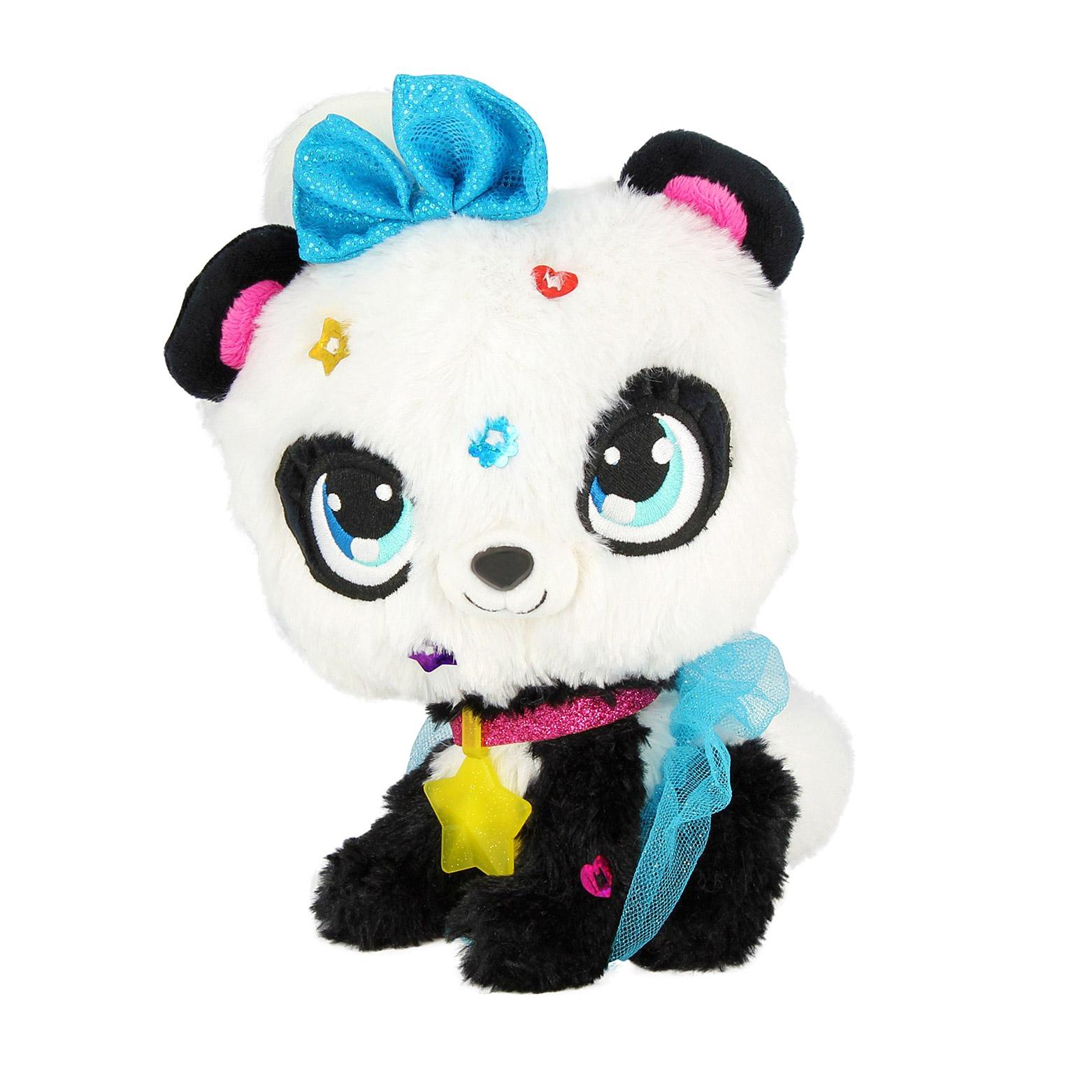 Плюшевая панда Shimmer Stars S19300 20 см