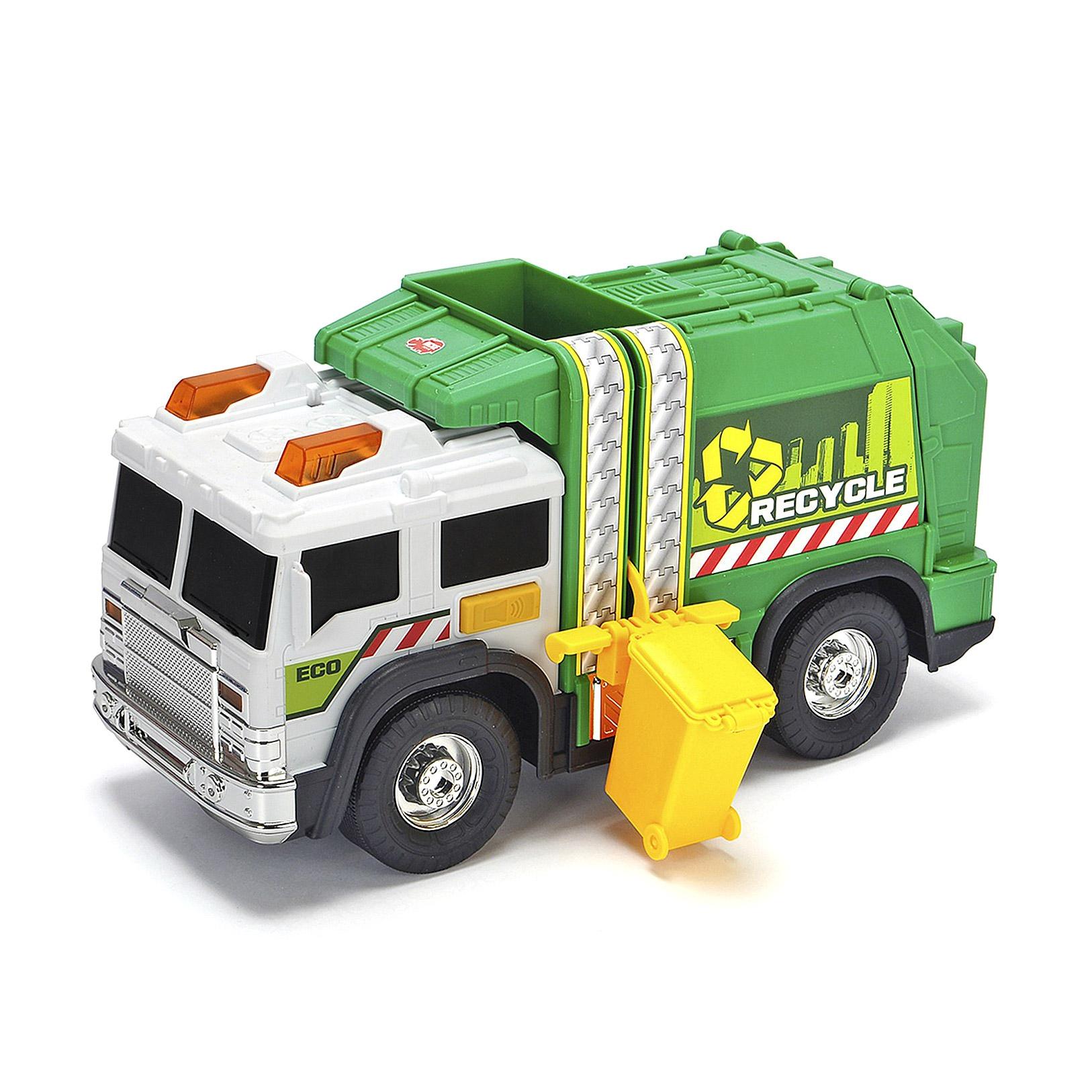 Машина Dickie Мусоровоз 30 см машина dickie мусоровоз 30 см