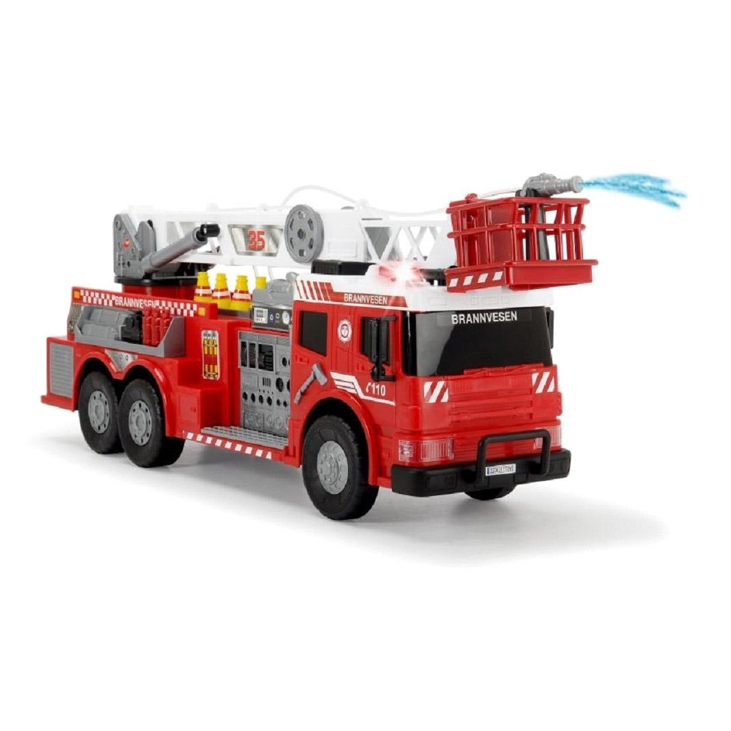 Пожарная машина Dickie Toys 62 см машина dickie ру пожарная 62 см