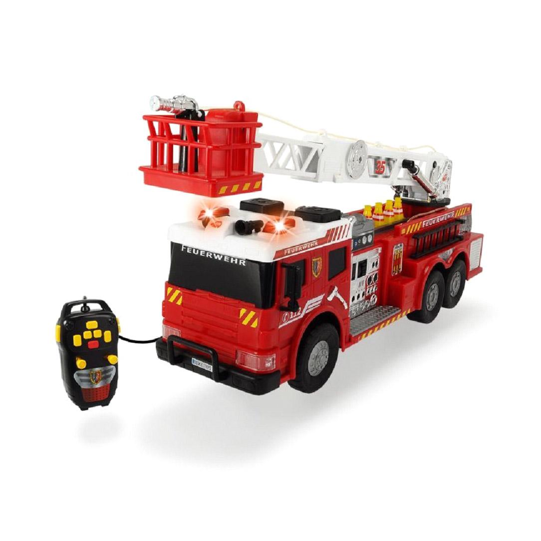 Пожарная машина Dickie Toys д/у 62 см машина dickie ру пожарная 62 см