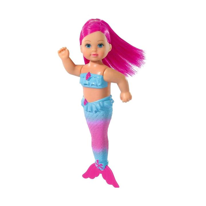 Кукла Еви русалка 12 см кукла anlily русалка 99111