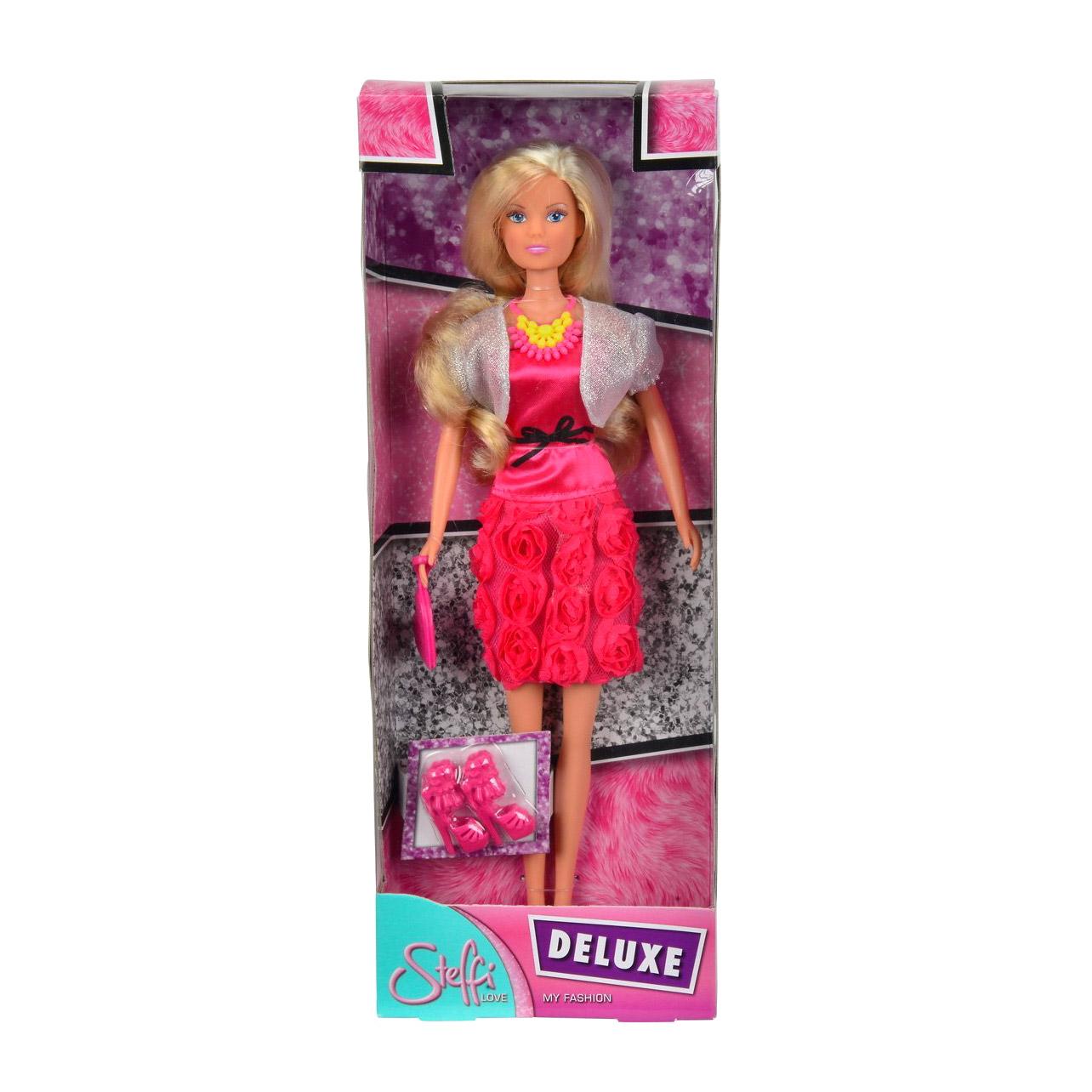 Кукла Штеффи Делюкс в ассортименте 29 см