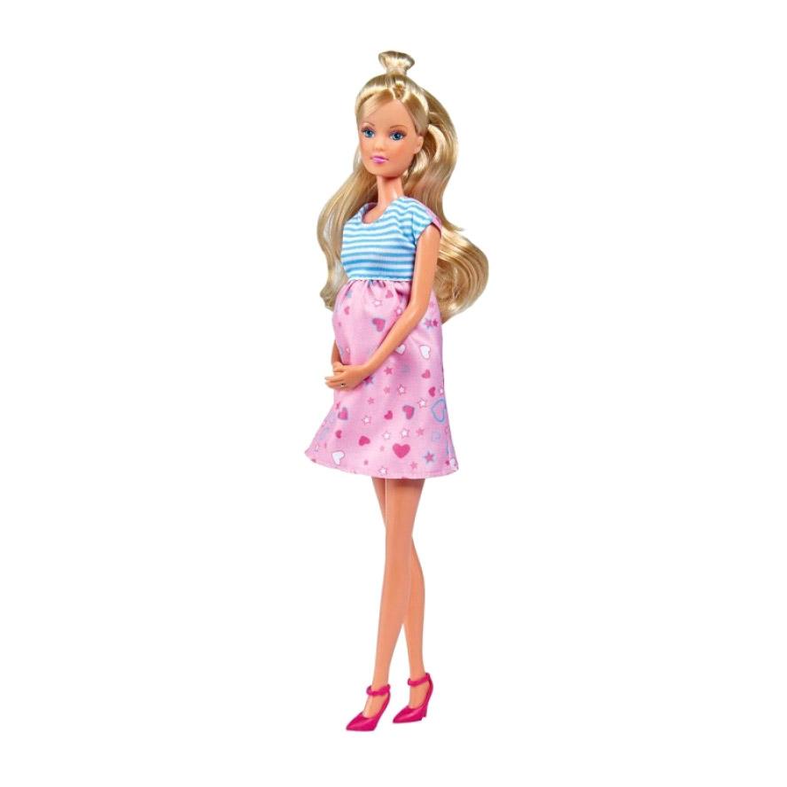 Кукла Штеффи в ожидании малыша 29 см