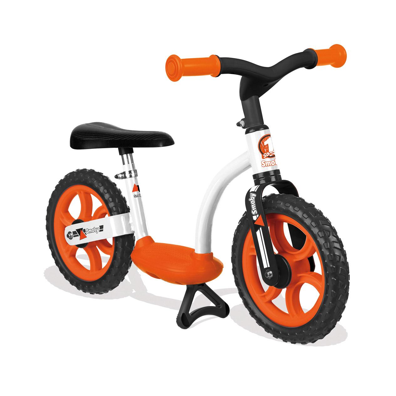 Беговел детский Smoby оранжевый 770103