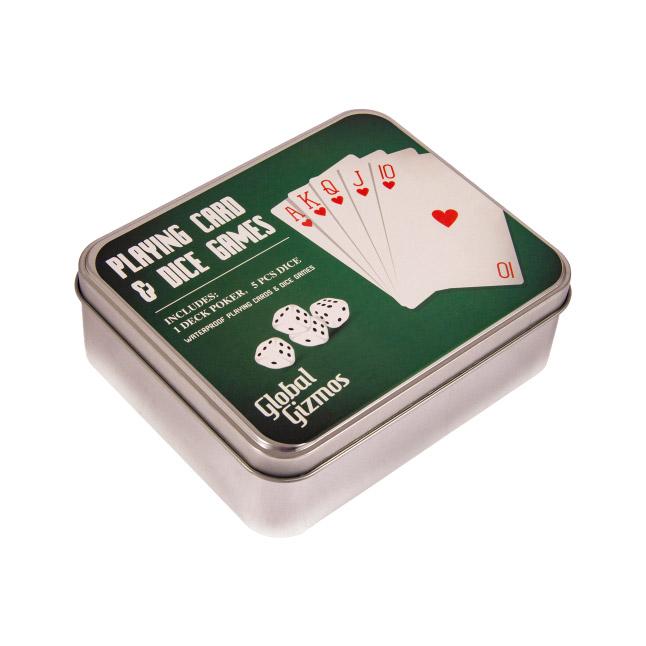 Подарочный набор Русские Подарки Покер 42467
