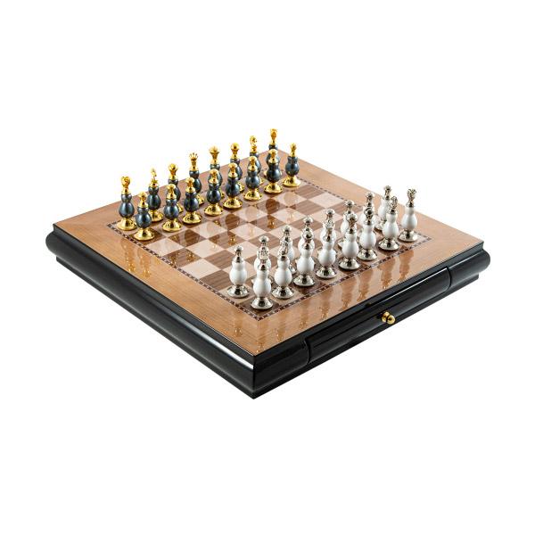 Игра настольная MORETTO Шахматы 44547